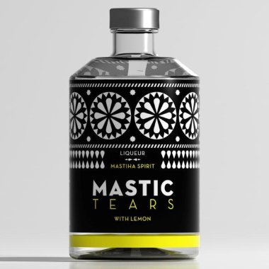Mastic Tears - Lemon - 0,50L - alc. 24% vol.