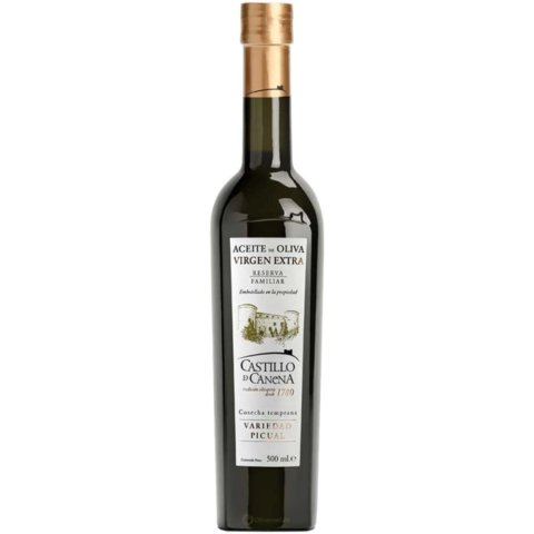 Castillo de Canena - Picual - Family Reserve - natives Olivenöl extra - 500ml Flasche