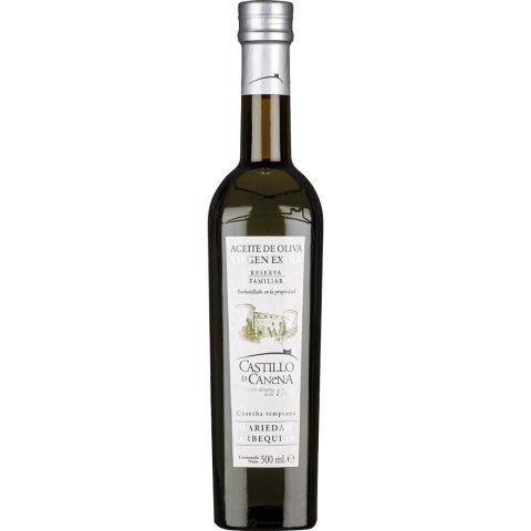 Castillo de Canena - Arbequina - Family Reserve - natives Olivenöl extra - 500ml Flasche