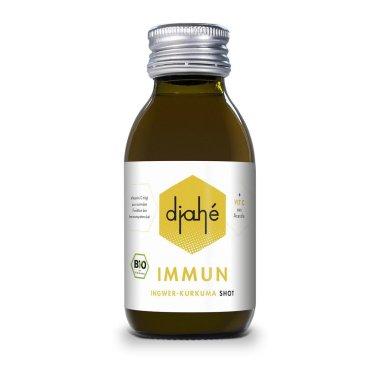 Djahé - síps PROTECT -THE IMMUNITY SHOT + Vit C  /...