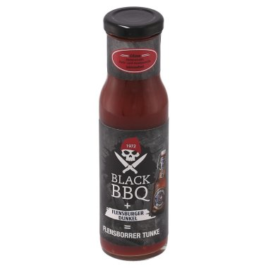 Black BBQ - Flensborrer Tunke 240 ml