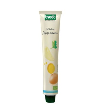 Byodo - Delikatess Mayonnaise 100ml Tube