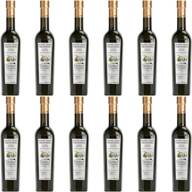 Castillo de Canena - Picual - Family Reserve - natives...