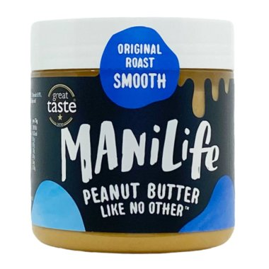 ManiLife - Original Roast Smooth Peanut Butter - Cremige...