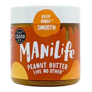 ManiLife - Deep Roast Smooth Peanut Butter -...
