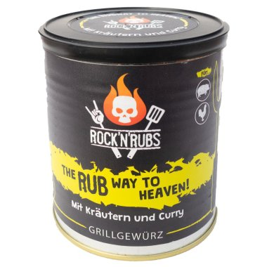 RocknRubs - Rubway to Heaven - Grillgewürz - 140g